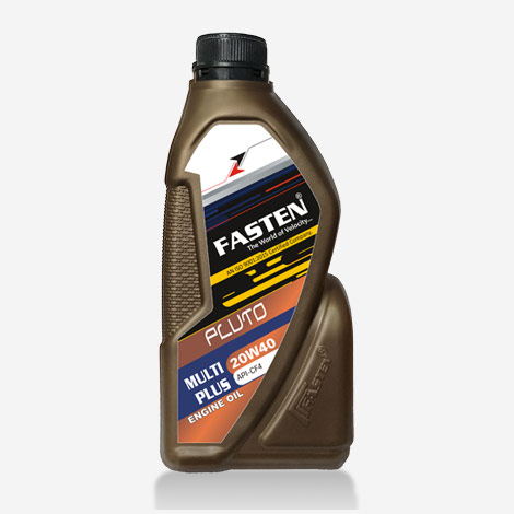 Fasten Pluto Four Stroke Engine Oil