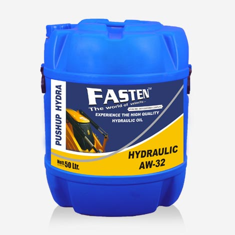 Fasten Pushup AW-32 Hydraulic Oil