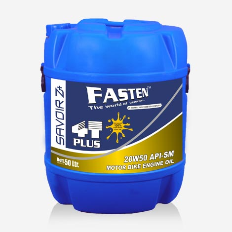 Fasten Motor Bike Engine Oil