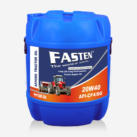 Fasten Afford API-CF4/SG Engine Oil