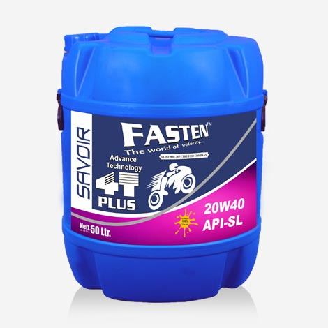 Fasten Engine Oil