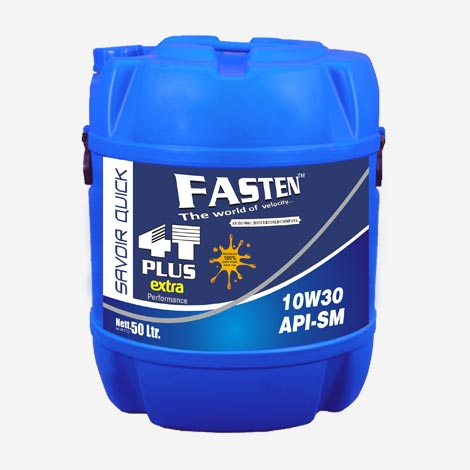 Fasten Savoir Quick 4T Plus Engine Oil