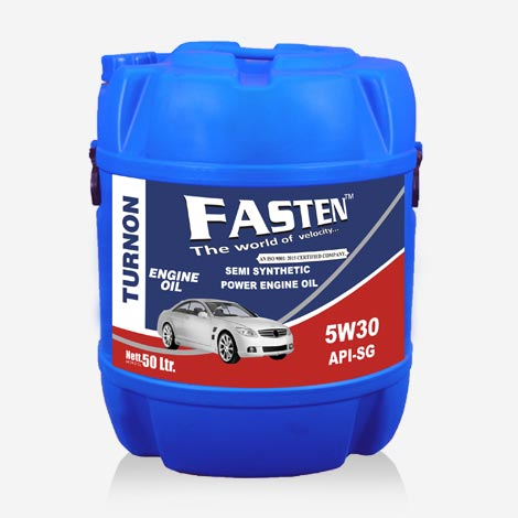 Fasten Fully Synthetic Engine Oil