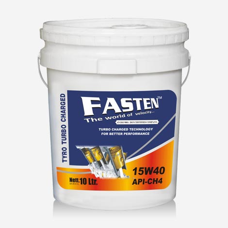 Fasten Tyro Synthetic Engine Oil