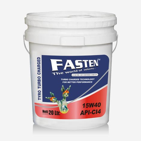 Fasten Tyro CL4 Engine Oil