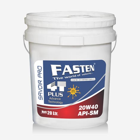 Fasten 20 Liter Full Synthetic Engine Oil