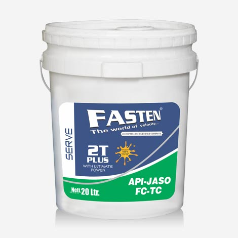 Fasten 2 Stroke Engine Oil