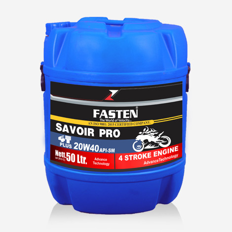 Fasten 20w40 API SM Engine Oil