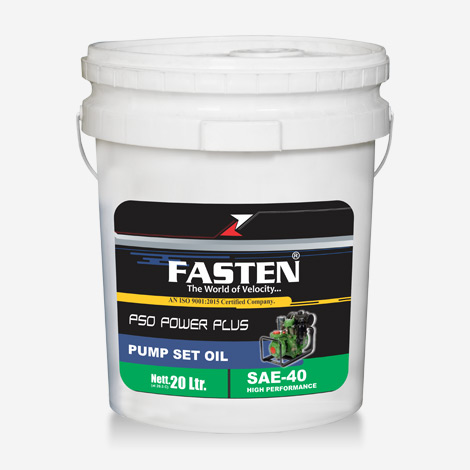 Fasten PSO Engine Oil