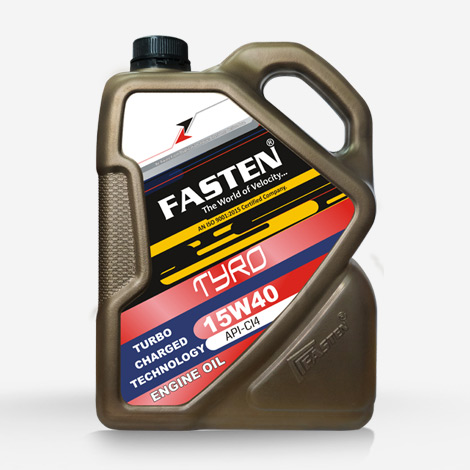 Fasten Cl4 Diesel Engine Oil