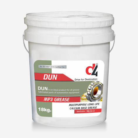 D4 DUN Calcium Plus Grease