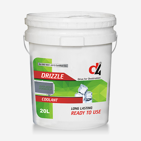 D4 Drizzle Car Coolant