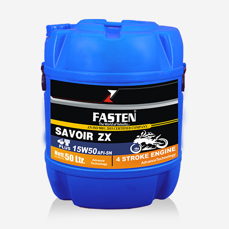 Fasten Savoir Zx 4T Engine Oil