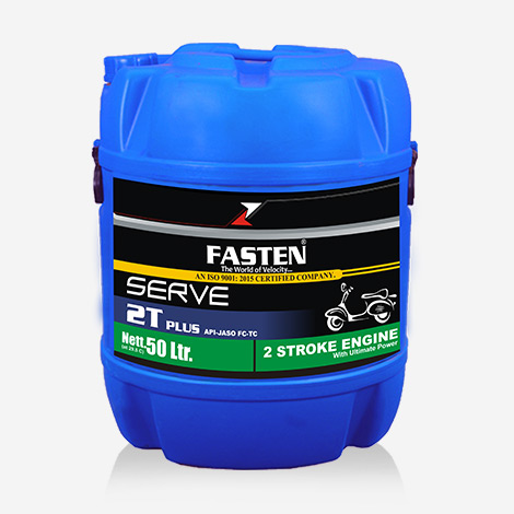 Fasten Serve 2T Plus Engine Oil