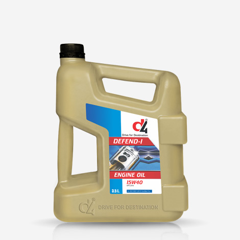 D4 Car Engine Oil