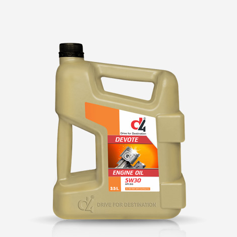 D4 DEVOTE 5W-30 Engine Oil
