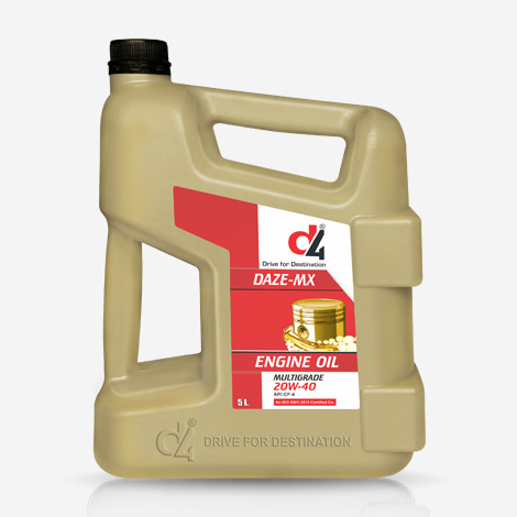 D4 Multigrade Engine Oil