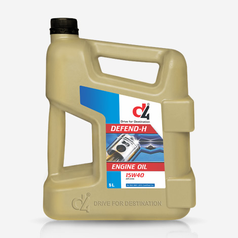 D4 Defend-H Engine Oil