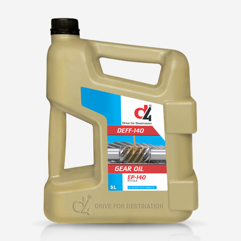 D4 Delf GL4 Gear Oil
