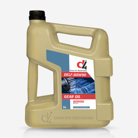 D4 Car Gear Oil