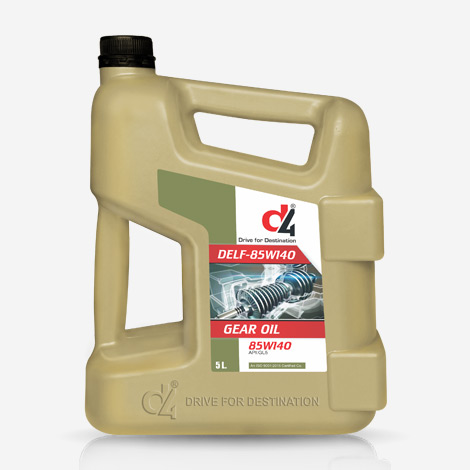 D4 85W140 Engine Oil