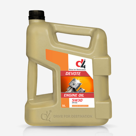 D4 Engine Oil For Car