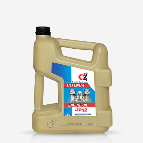 D4 Defend-F Engine Oil