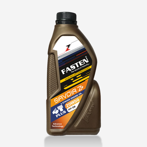 Fasten Savoir Z PLUS Engine Oil