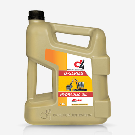 D4 AW-68 Automatic Hydraulic Oil