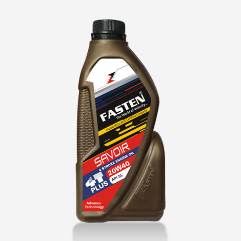 Fasten Savoir 4T Engine Oil