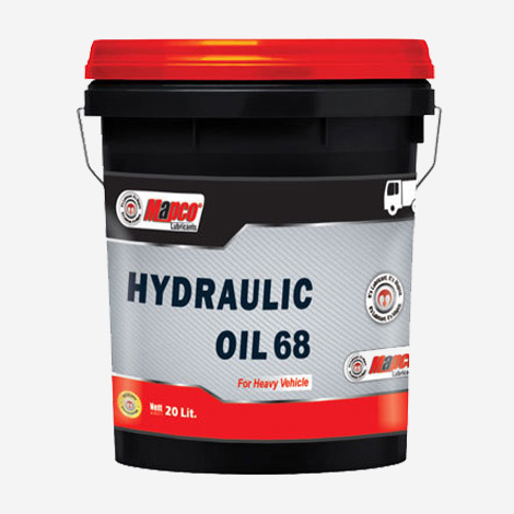 Mapco Heavy Vehicle Hydraulic  Oil
