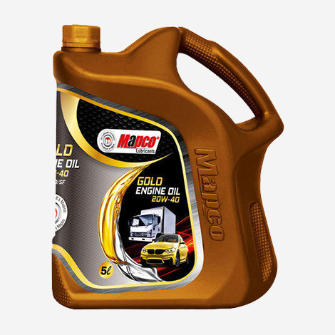Mapco Gold 20w-40 Engine Oil