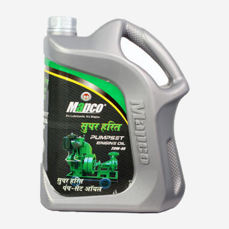 Mapco Pumpset Oil