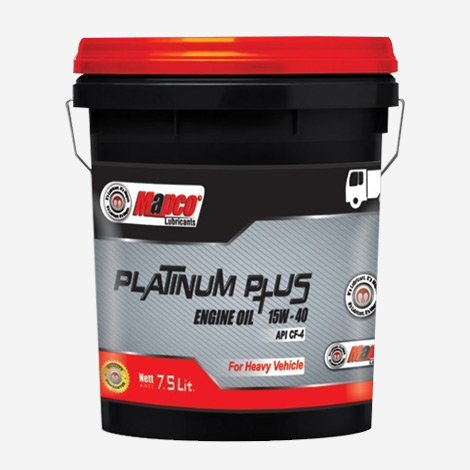 Mapco Platinum Plus 15W-40 Engine Oil
