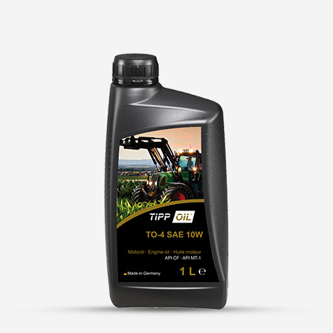 Tipp Oil TO-4 SAE 10W Agriculture Oil