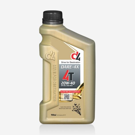 D4 1 Liter Dare 4x 10w30 Engine Oil