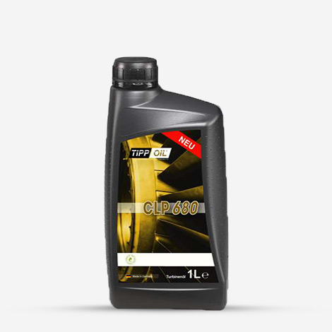 Tipp Oil CLP 680 Turbine Oil
