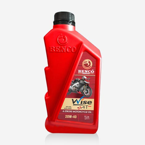 Benco Wise 4T Plus Engine Oil