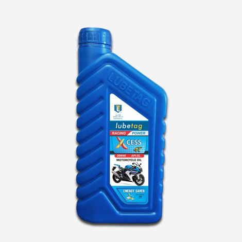 Lubetag Xcess 20w40 Engine Oil