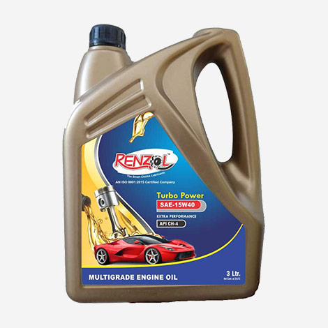 Renzol SAE-15W-40 Engine Oil