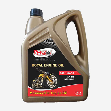 Renzol Royal Engine Oil