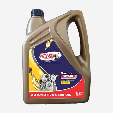 Renzol 85W140 Gear Oil