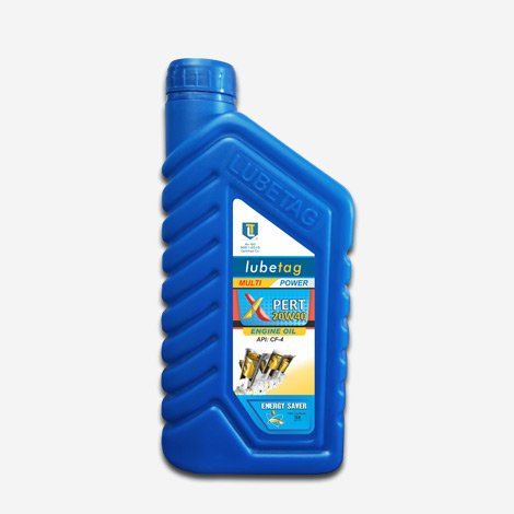 LUBETAG XPERT 20w40 Engine Oil