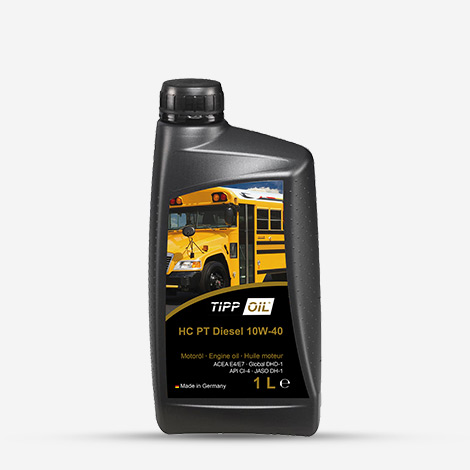 Tipp Oil Diesel Engine Oil HC PT 10W-40
