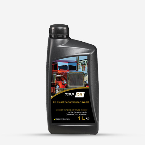 Tipp Oil LE Diesel Performance Engine Oil 10W40