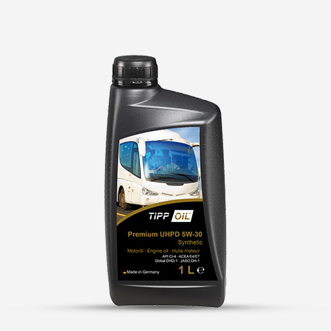 Engine Oil Premium UHPD 5W30 Tipp Oil