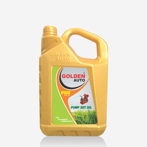 Golden Auto Pump Set Engine Oil