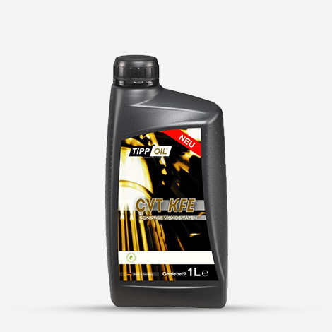 Tipp Oil CVT KFE (red) ATF Transmission Oil