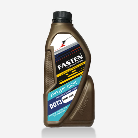 Fasten First Dot Brake Oils