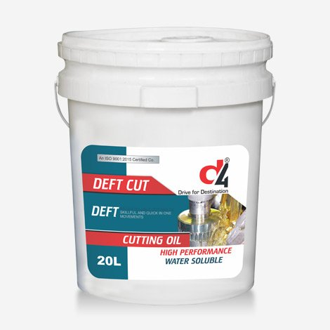 D4 Deft Cut Cutting Oil